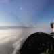 Flug im Gyrocopter