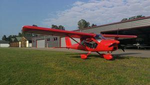 Ultraleicht-Flugzeug Aeroprakt A32