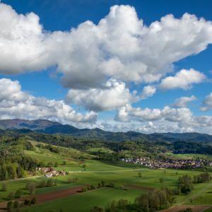 Schwarzwald Rundflug